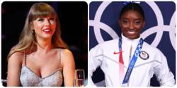Taylor Swift gushes over Simone Biles' Olympics return