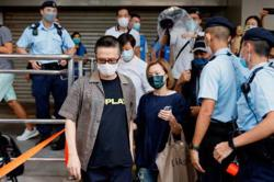 Hong Kong activist singer cleared of 'corrupt conduct' charge