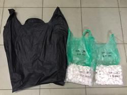 Cops arrest two drug traffickers, seize drugs worth RM12,800