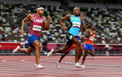 Olympics-Athletics-'Embarrassing and ridiculous' - U.S. men under fire