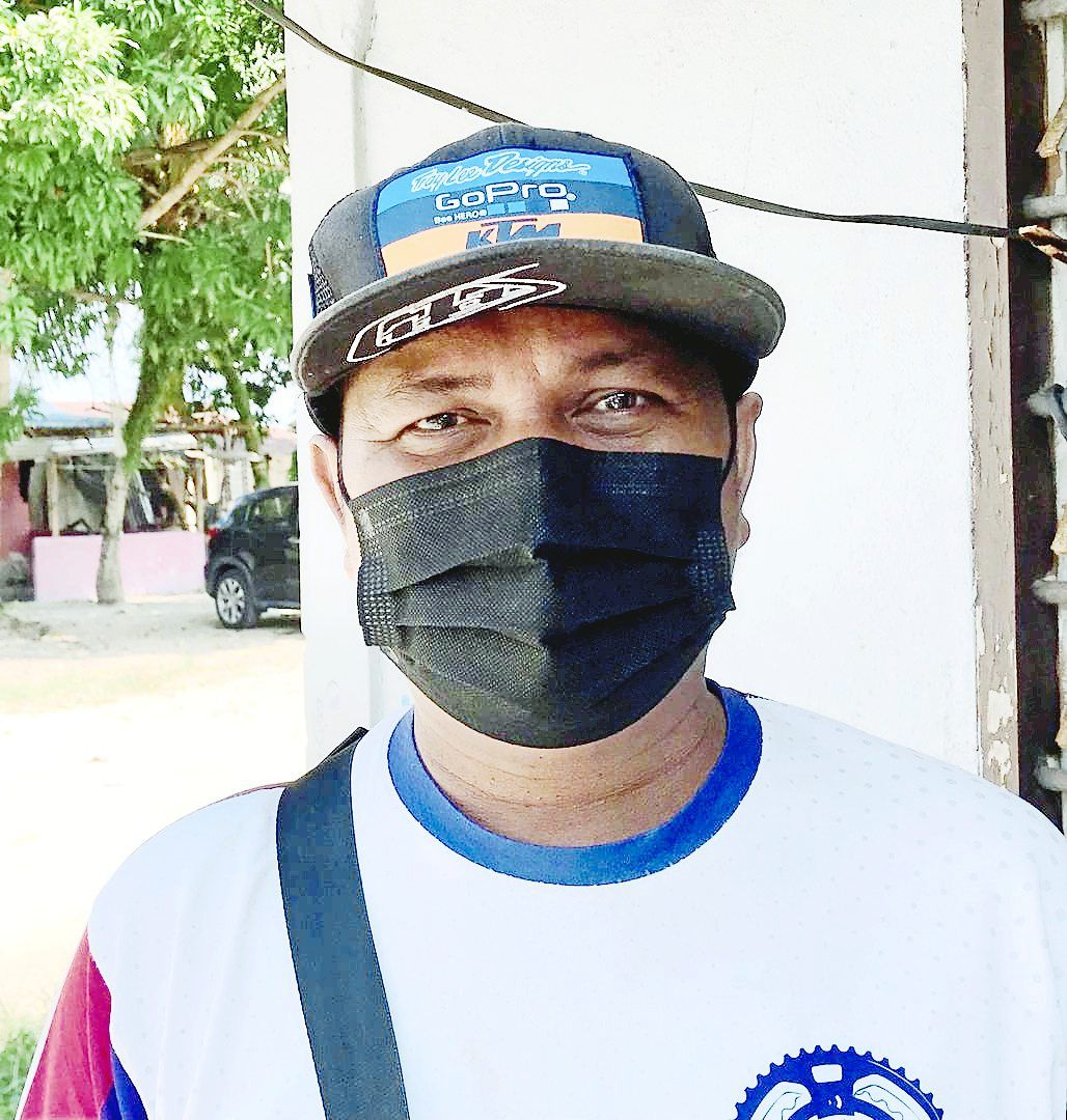 Eddy: Fishermen cannot sell their catch due to movement restrictions.