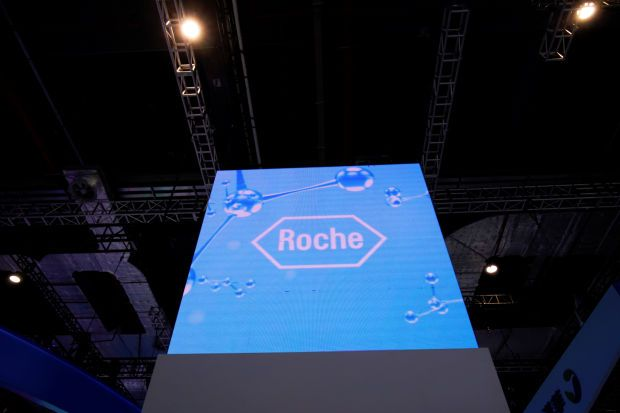 Big investment in Roche is seen as a curious move