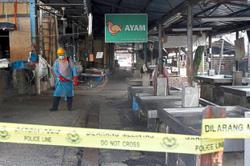 Second outbreak of Covid-19 at market in Bukit Mertajam