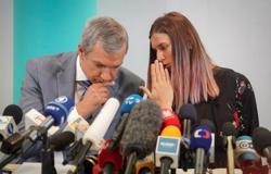 Nine days that shook the Olympics - the defection of Krystsina Tsimanouskaya