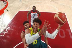 Durant-led USA storm back to beat Australia in semi-finals