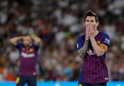 Soccer-What next for Messi after Barca departure?
