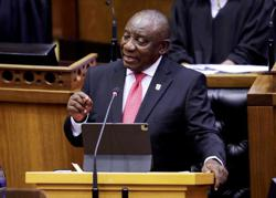 South Africa's Ramaphosa appoints Godongwana as finance minister as Mboweni resigns