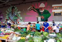 Covid-19: Section 17 market closed until Aug 13 due to detection of six cases