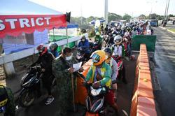 Philippine capital Manila back in lockdown over Delta fears