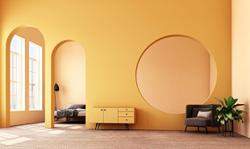 Interior design trend: The 'squircle' softens lines for summer 2021