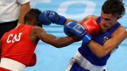Olympics-Boxing-Ballet-inspired Aussie boxer Garside bows out with bronze