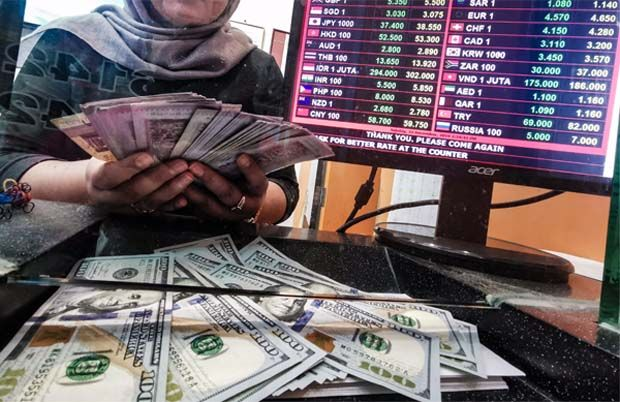 Ringgit dollar currency