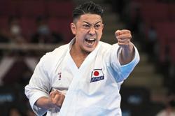 Okinawa's Kiyuna mesmerises to win men's kata gold