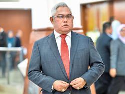Noh Omar, Abdul Azeez to vote when back in Parliament