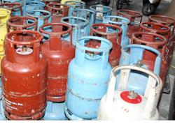 Safety standards for cooking gas cylinders
