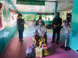 Sabah wildlife rangers, conservationist come together for donation drive in aid of families in need