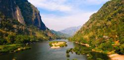 Laos' Ministry of Agriculture and World Bank launch project to fight poverty by protecting landscapes