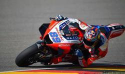 Motorcycling-Pramac Racing's Martin takes pole for Styrian Grand Prix