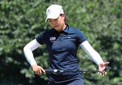Kelly finishes 34th after carding career best nine-hole 29