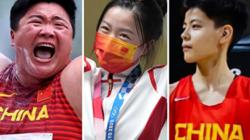Tokyo Olympics: CCTV under fire after reporter calls Chinese gold medal winner a 'manly girl' and asks her when she'll 'return to being a woman'