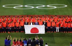 Olympics-Japan exceeds its own record medal haul at Tokyo 2020