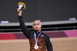 Azizul says sorry for not getting gold