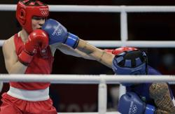 Olympics-Boxing-Ireland's Harrington wins women's lightweight gold