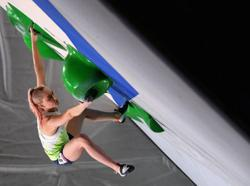 Olympics-Climbing-Sport overcomes format limitations to reach new heights