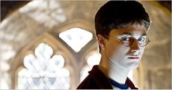 Which character would Daniel Radcliffe play in possible Harry Potter reboot?