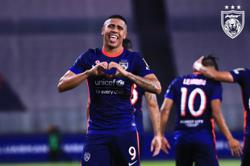 Silva sizzles with another good show as JDT win again