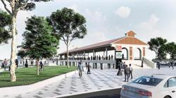 World-class facilities for Weld Quay seafront