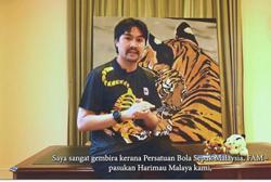 Virtual bid to save Malayan tigers