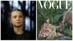 Greta Thunberg slams fast fashion in her latest magazine cover appearance