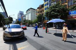 Hanoi tightens control of travel permits during social distancing