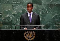 Zambia's Lungu faces tight election contest as debt crisis bites