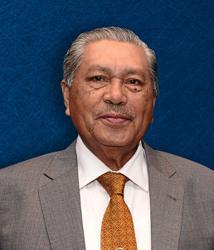 Son dismisses rumour former chief secretary to govt Ahmad Sarji has died