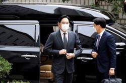 Samsung leader Jay Y. Lee's legal troubles