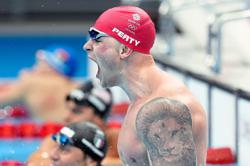 Heroes, rivals, records, Tokyo swimming stars drive sport's popularity