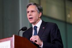 Blinken speaks to Saudi minister, repeats U.S. call for rights progress