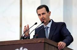 Syrian President Assad issues decree forming new government - Presidency Twitter