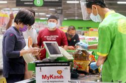 300,000 thankful for govt's cashless food aid initiative