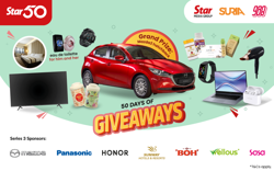 60 winners rewarded in SMG's 50 Days of Giveaways Contest