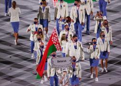 Belarus Olympic Committee calls U.S. sanctions 'absurd'