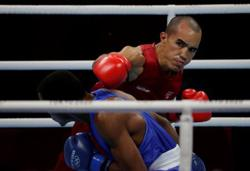 Boxing-Venezuelan refugee Olympic boxer says he will be taken in by Uruguay