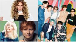 BTS, J.Lo, Billie Eilish, Ed Sheeran join global climate, vaccine concerts