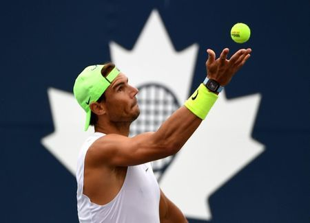 Tennis Tennis Nadal Withdraws From Cincinnati Hardcourt Event With Foot Injury The Star