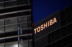 Toshiba returns to Q1 profit on demand for automotive chips