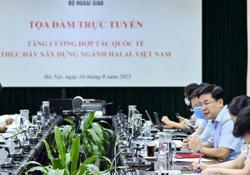 Vietnam plans to develop its halal industry