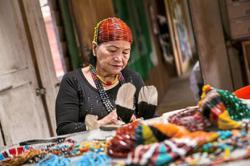 Top five popular handicrafts from Sarawak