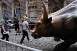 Dow futures hit record high ahead of jobless claims, Disney earnings